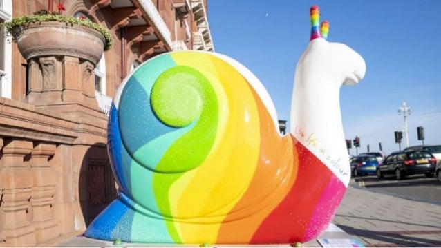 Brighton SEO - How We Got Brighton to #BeMoreSnail  Slide 3