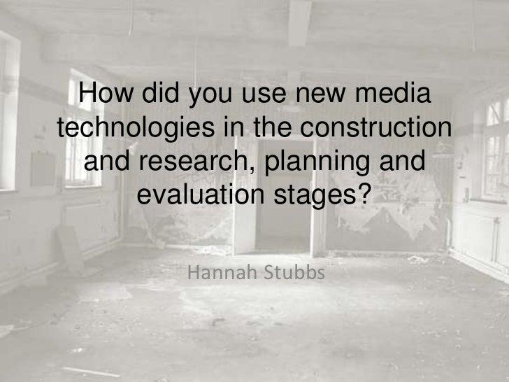 Hannah media q4