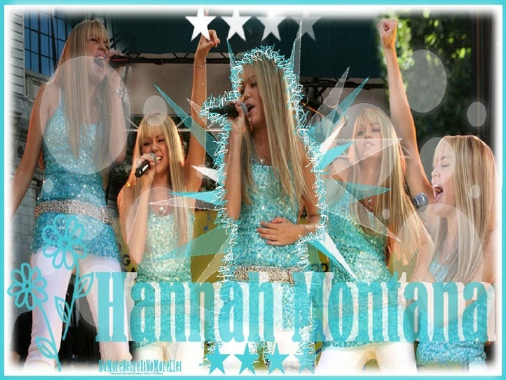 Videoclip  Hannah  Montana  One  In A  Million .