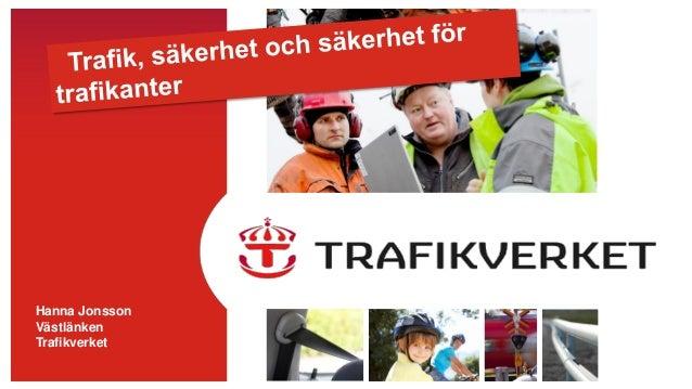 Hanna Jonsson Västlänken Trafikverket