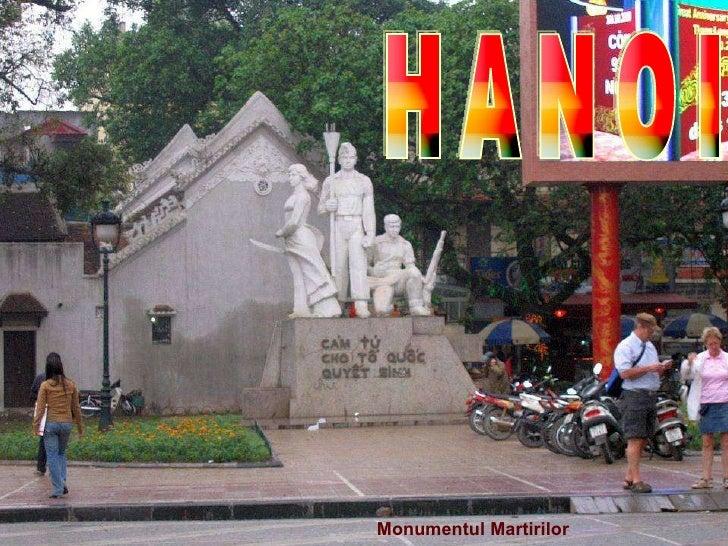 Monumentul Martirilor HANOI