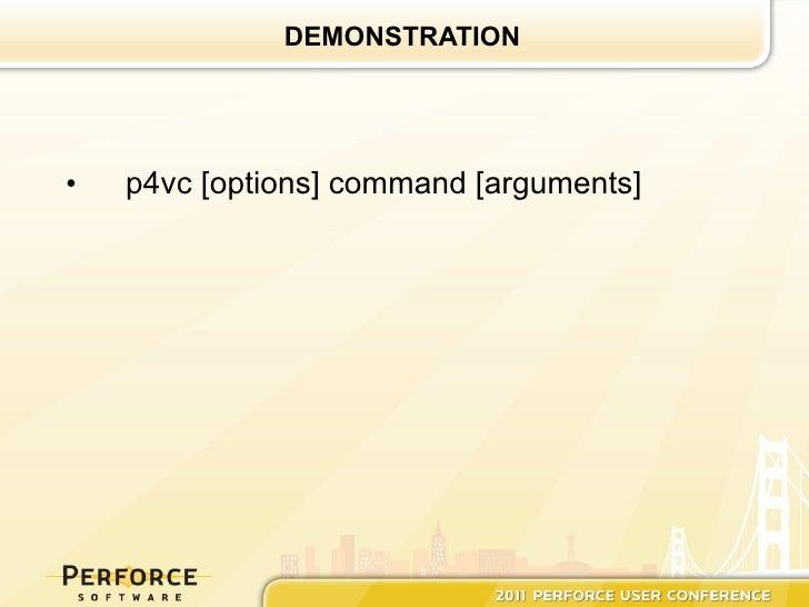 perforce p4v client