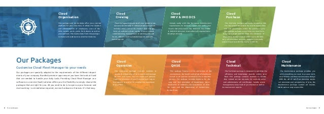 10 Cloud Organisation Cloud Organisation Your foundation. Cloud Organisation 11 The Organisation package offers you everyt...