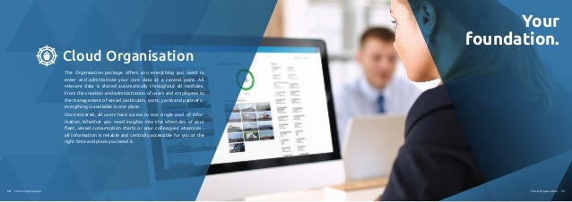With the Portal, all your employees have access to one central source of information� Every onshore user has a clear dashb...