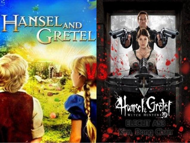 Hansel And Gretel1987 Vs 2013