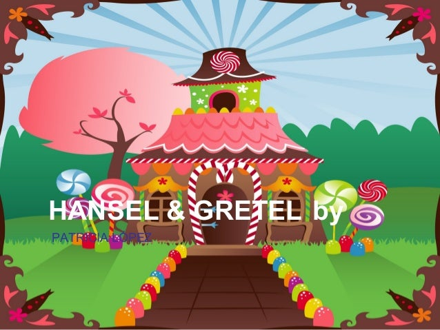 Hansel and gretel story book patricia s