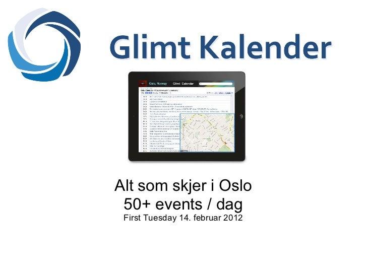 Hans j lysglimt - www.glimt.com - februar 2012