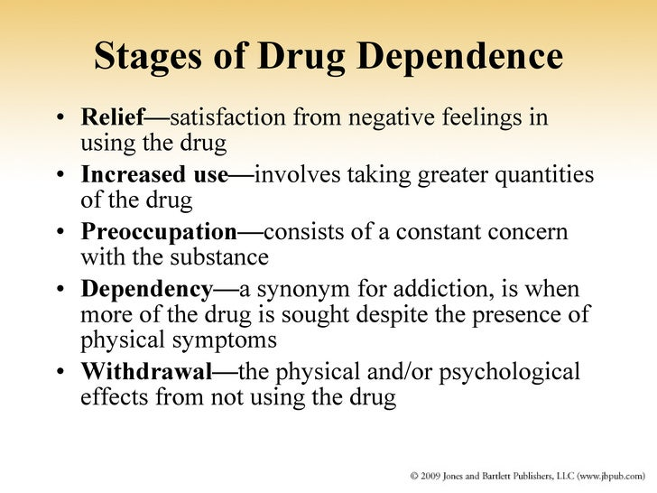 an overview of drug dependence and its consequences Teen addiction: consequences  long-term drug abuse is dangerous its effects  the effects that a drug or alcohol dependence have on the brain can lead to a.
