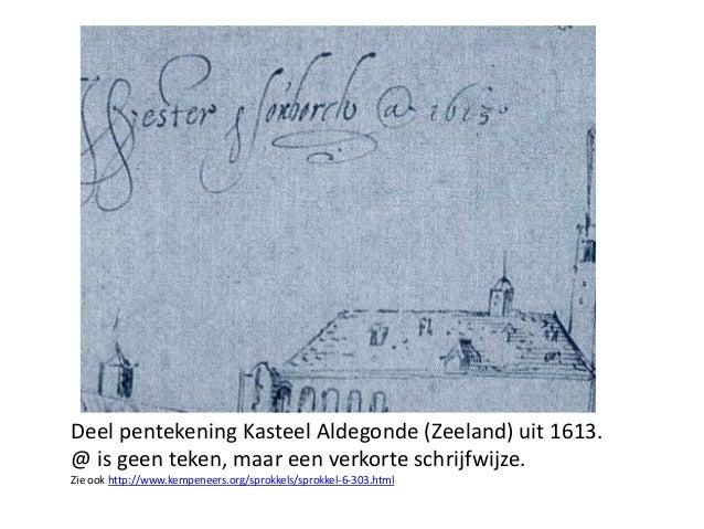 Hans van Keken - Over de oorsprong van het apenstaartje