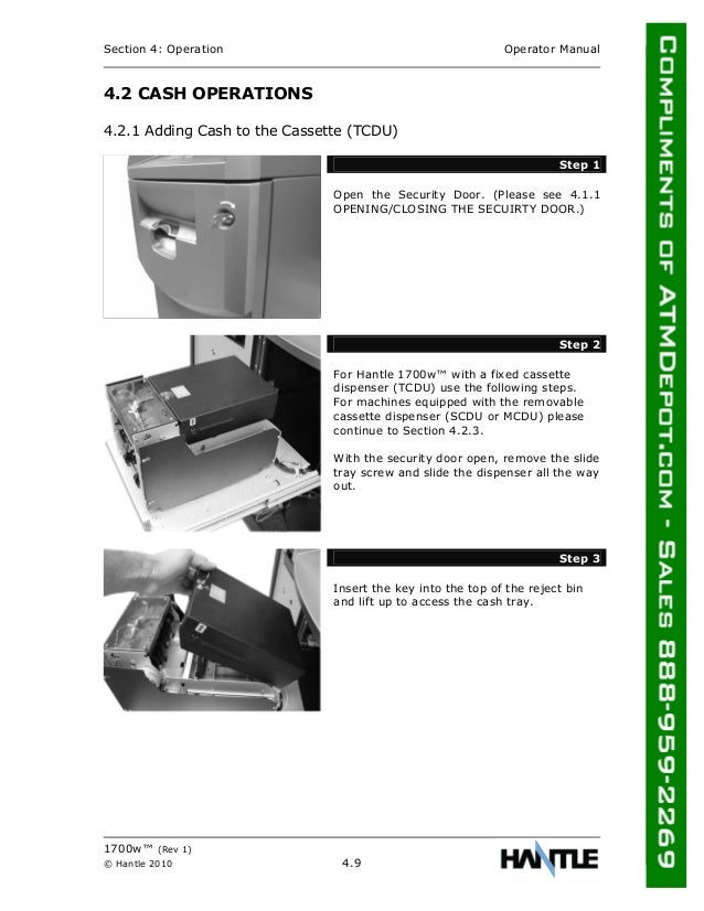 la gard 3715 manager instructions