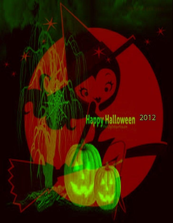 Happ halloween 2012