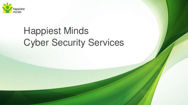 Cyber Security Needs and Challenges Slide 1