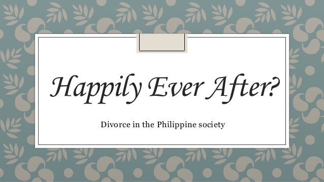 In Philippines, Where Divorce Is Illegal, Women Pay the Price