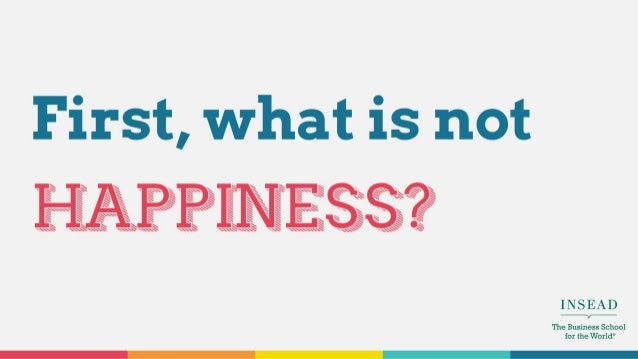 The Quest for Happiness Slide 2