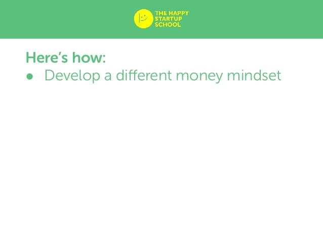 Here's how: • Develop a different money mindset • Learn about business models • Get comfortable charging your worth • Disco...