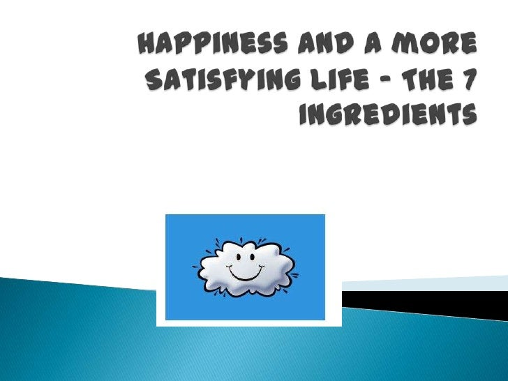 While true happiness is a state of mind, thereare many who pursue fame and fortune.There are also others who follow a life...