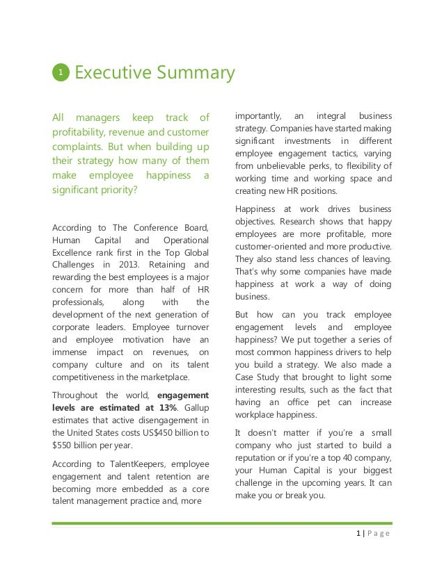 """an executive summary of the three main concerns of dell Dell customer advisory panel executive summary  henry j kaiser, the great  american industrialist, defined problems as """"opportunities in."""
