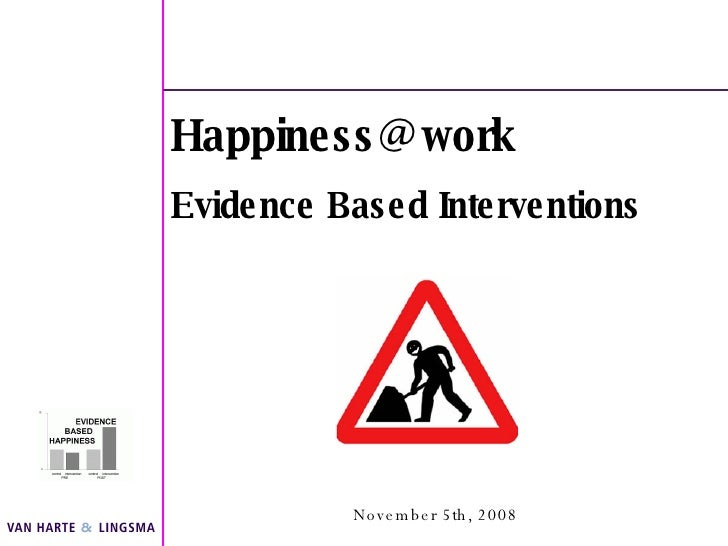 November 5th, 2008 [email_address] Evidence Based Interventions