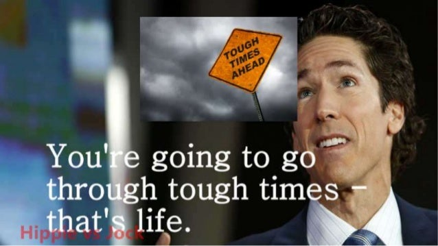 Joel Osteen Life Quote On Positive And Negative Events Slide 3