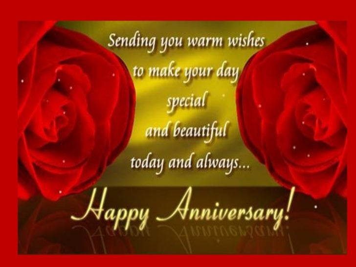 To My Uncle And Aunthappy Th Weddinganniversary