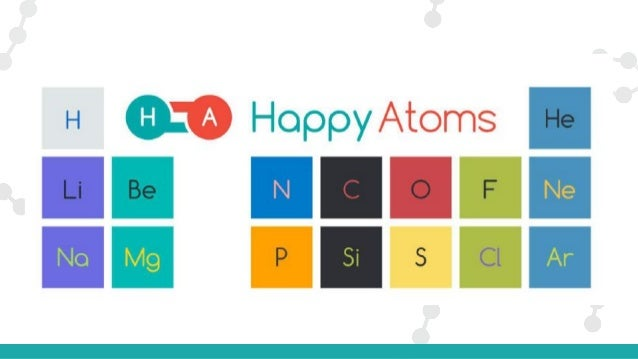 Happy Atoms Serious Play 2015