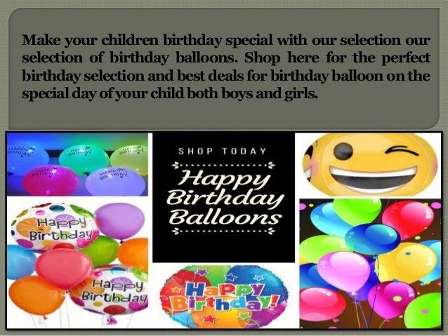 Happy Birthday Balloons Delivery 2