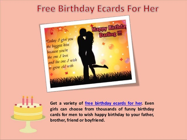 Happy Birthday Images Funny To Serious – Free Funny Birthday Cards for Her