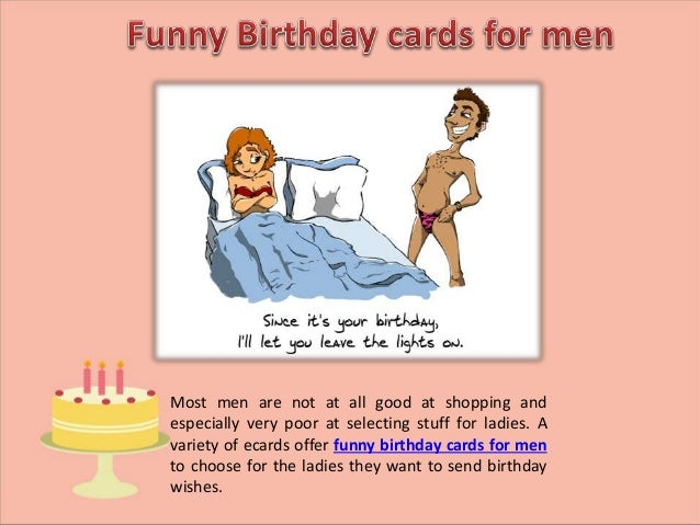 Happy Birthday Card Man Iamyoursnow