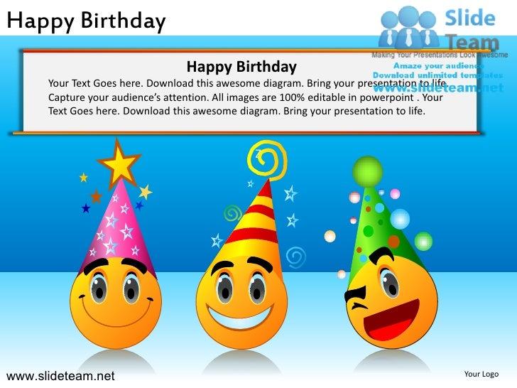 Birthday powerpoint vatozozdevelopment birthday powerpoint toneelgroepblik Image collections