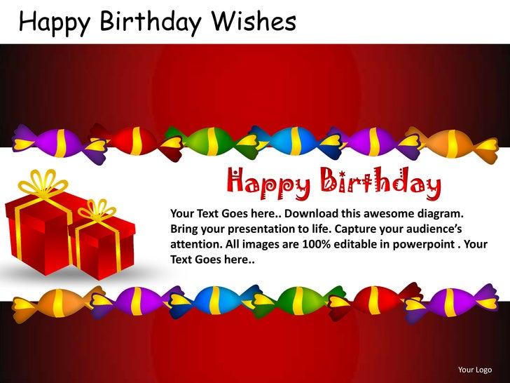 Birthday Wishes Templates Word. Doc.#621480: Birthday Wish List