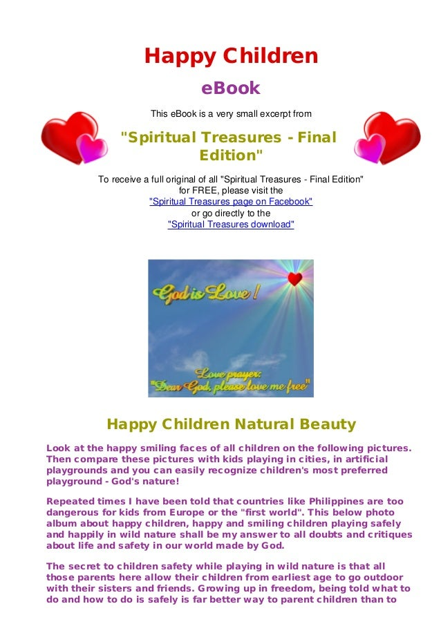 Happy Children                                     eBook                       This eBook is a very small excerpt from    ...
