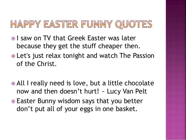 Collections of Greek Easter Funny Quotes - Shohaminc.com
