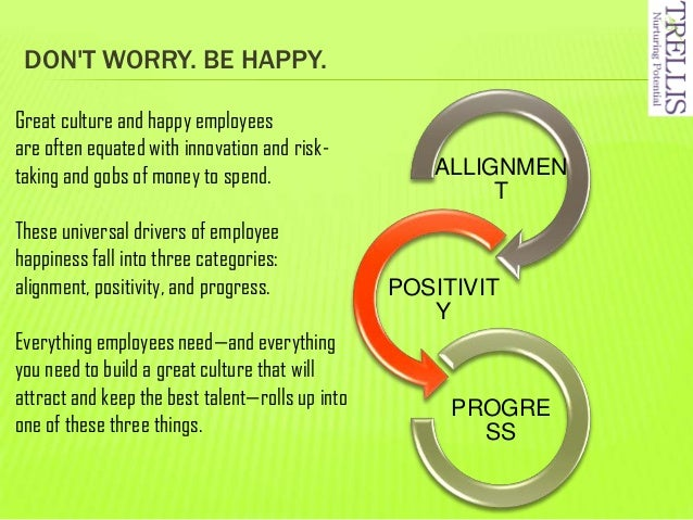 Happy employees healthy organization addressing the bottom line organization 5 great culture and happy employees ccuart Image collections