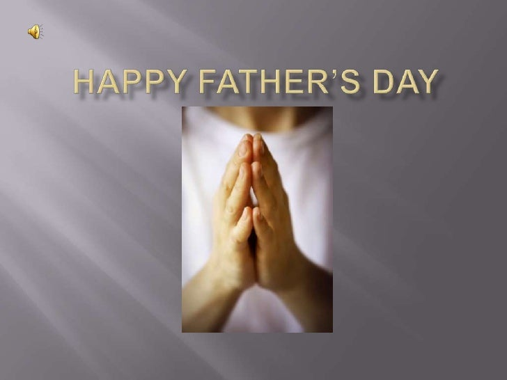 Happy Father's Day<br />