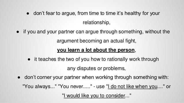 when is it a relationship