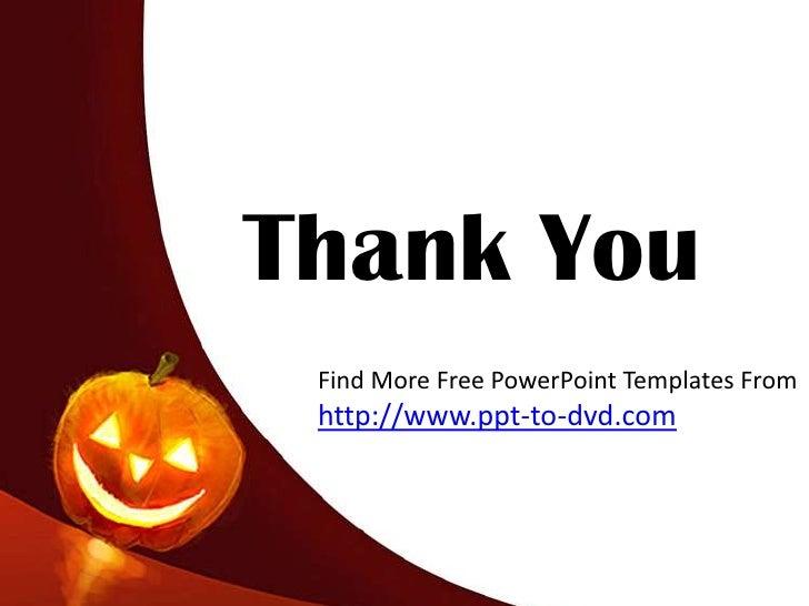 Halloween ppt templates free jcmanagement free halloween powerpoint templates toneelgroepblik Image collections