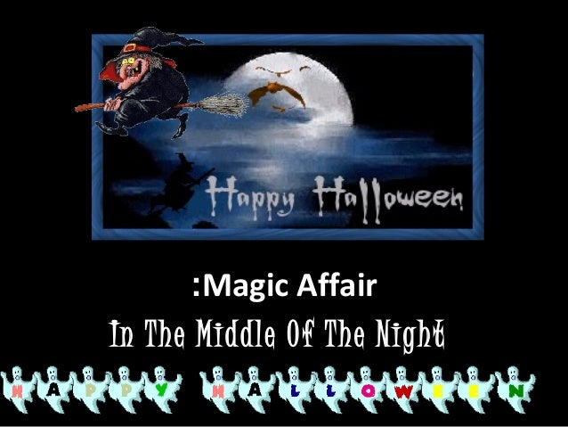 Magic Affair: In The Middle Of The Night