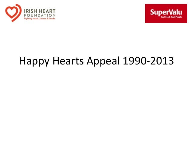 Happy Hearts Appeal 1990-2013