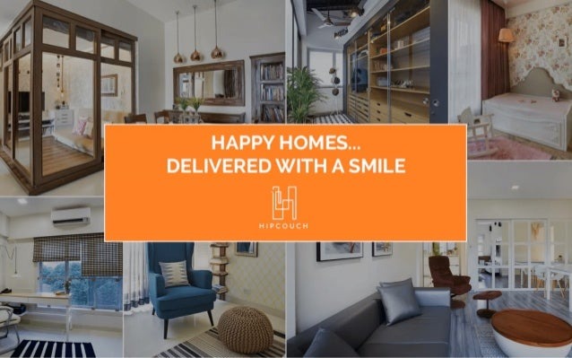Happy homes delivered with a smile!