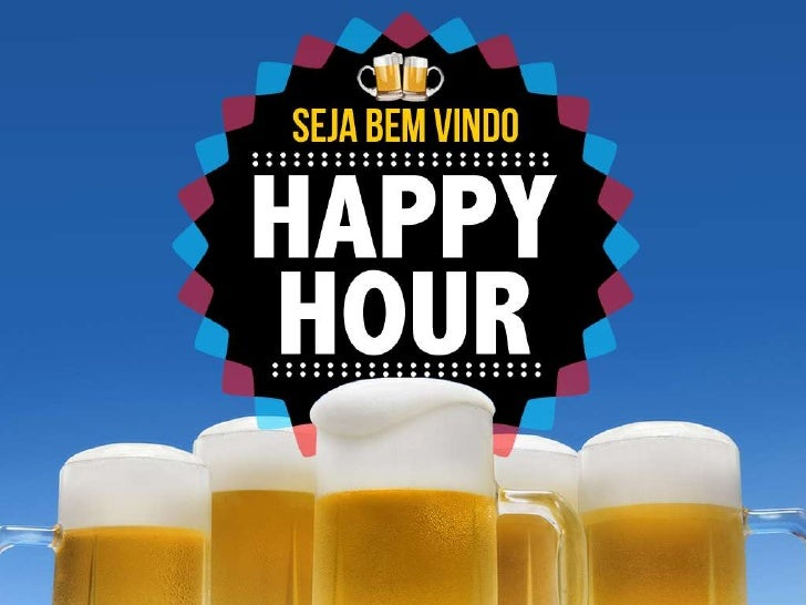 Redes&Cia - Happy Hour