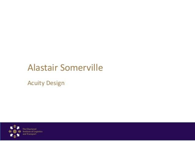 Acuity Design Alastair Somerville