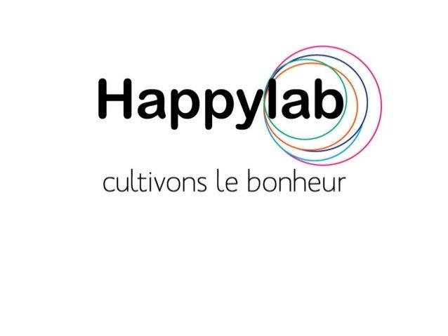 Happylab en entreprise 2