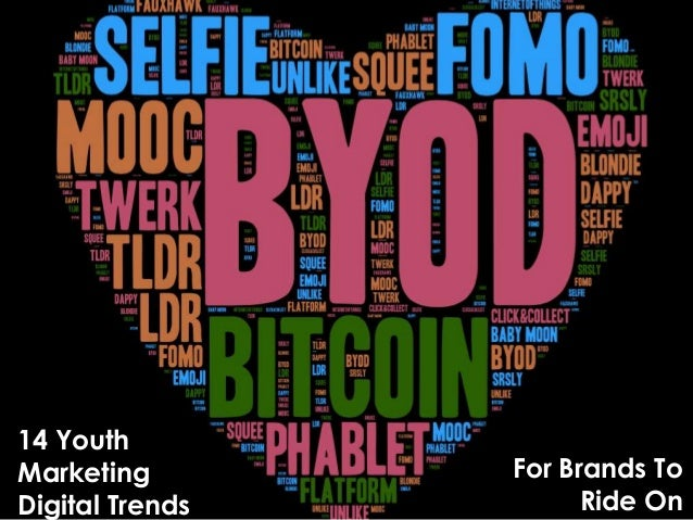 14 Youth Marketing Digital Trends  For Brands To Ride On
