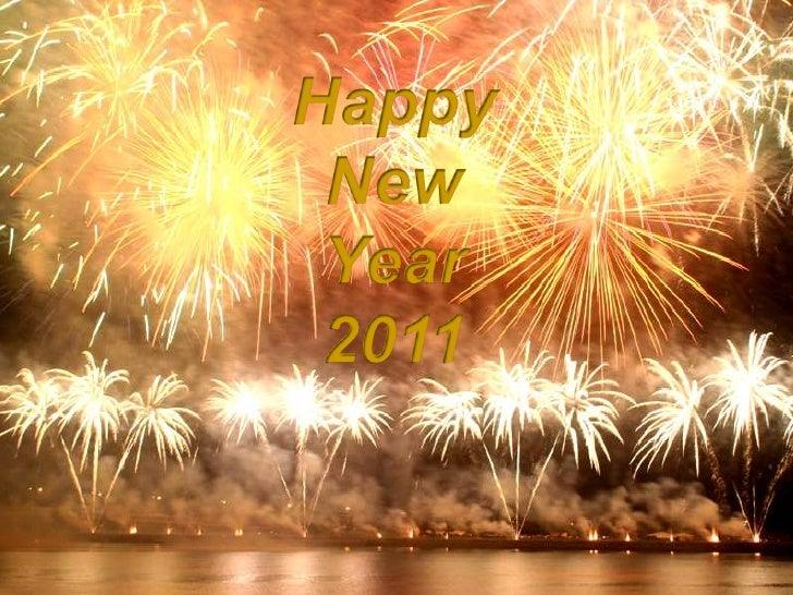 Happy New Year 2011<br />