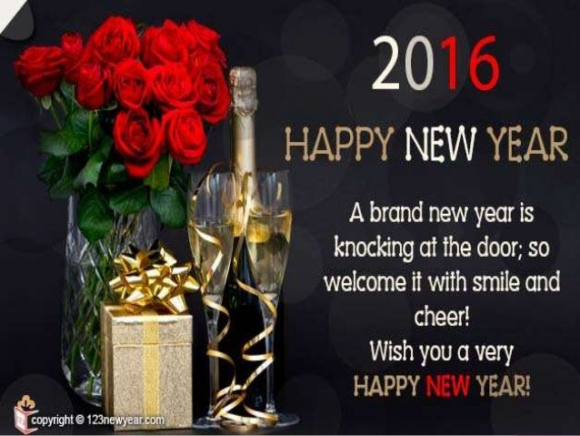 happy new year 2016 greeting cards 2
