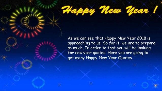 happy new year 2018 quotes 2