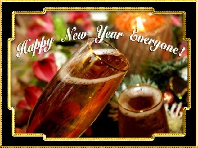 Happy New Year Everyone 33