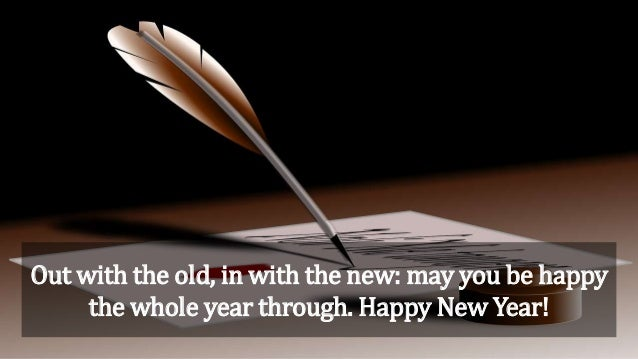 Happy New Year 2017 Wishes Messages Quotes Images Walpaper