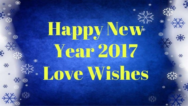 happy new year 2017 love wishes 3