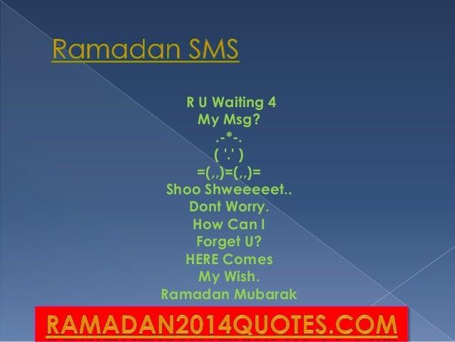 how to say happy ramada